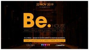 Be.House | 2.º edición