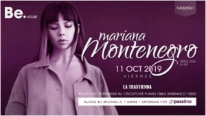 Be.House | DJ Mariana Montenegro (CL)